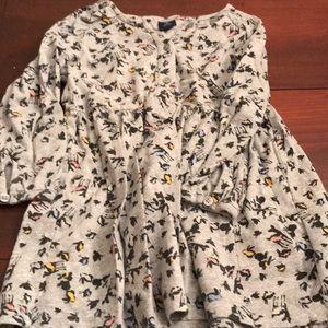 Baby Gap Animal Print Dress